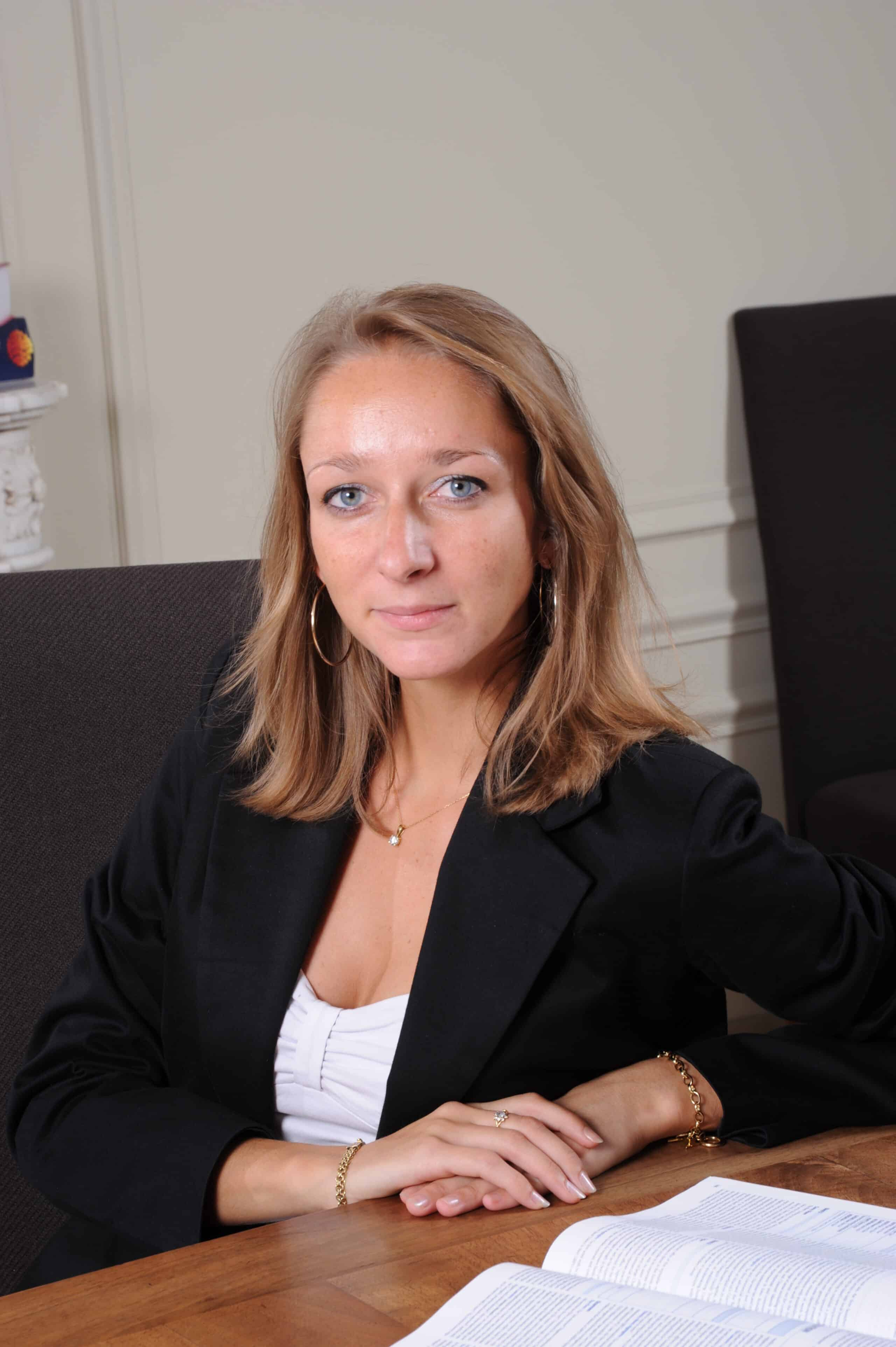 Cabinet Celine Zocchetto - Portrait Celine Zocchetto